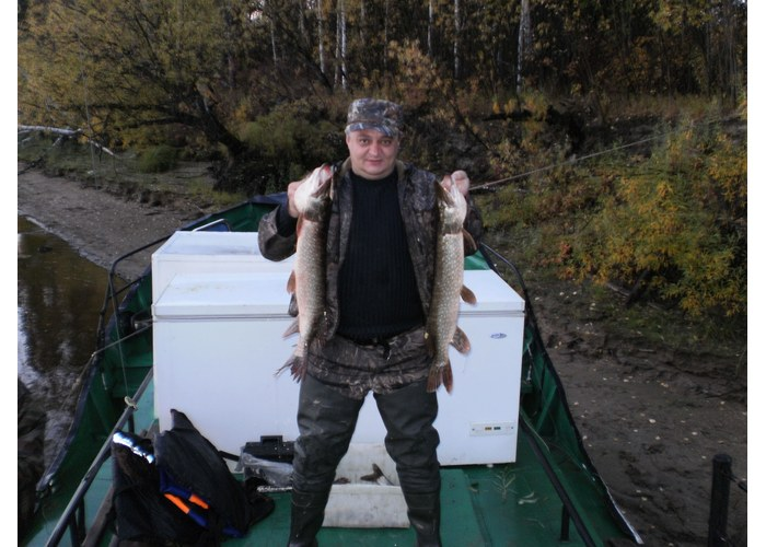 фильмы рыбалка на сосьве